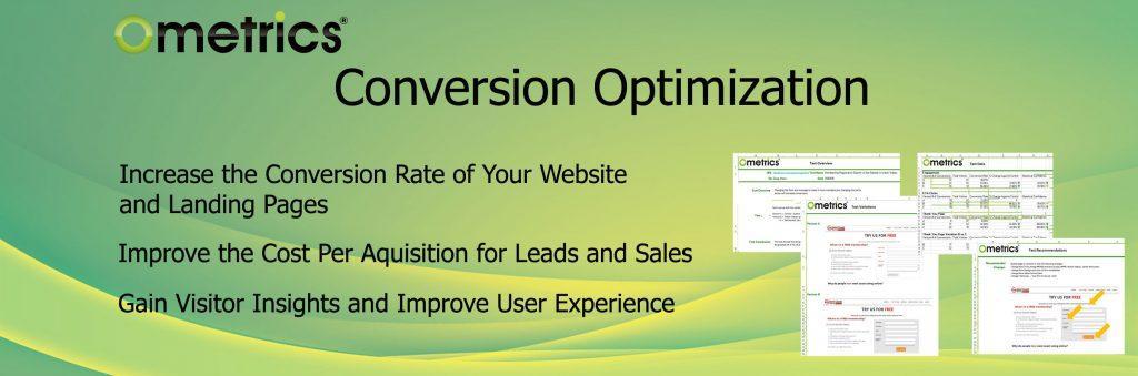 Conversion Audit & Optimization